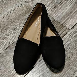 3/$30 TOP Moda   Black Loafers